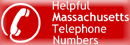 Helpful Massachusetts Telephone Nunmbers
